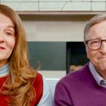 5月4日微软比尔·盖茨与妻子梅琳达·盖茨宣布离婚